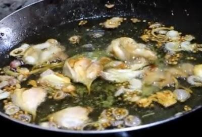 Bumbu minyak ayam