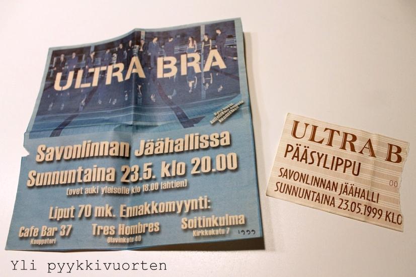 Ultra Bran paluu, Ilosaarirock, Provinssirock, Ruisrock, 2017, kesä 2017, paluukeikka