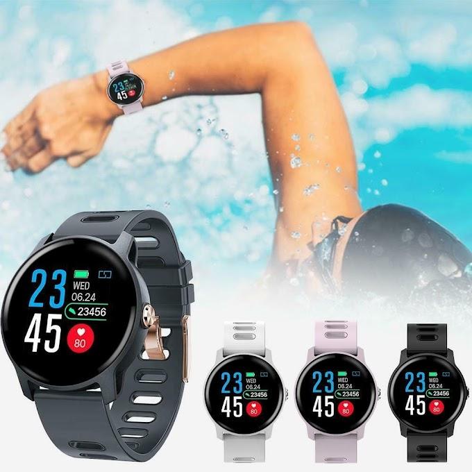 Participe do sorteio do Relógio Inteligente Smartwatch SENBONO S08