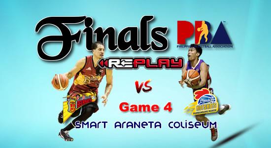 Video List: Magnolia vs SMB Finals Game 4 replay April 4, 2018 PBA Philippine Cup