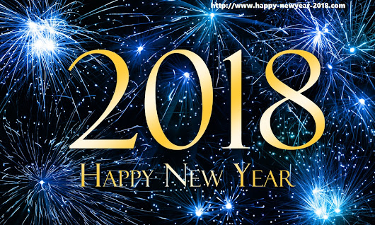 Happy New Year 2018 Images,Wishes, Quotes, SMS [TOP COLLECTION]