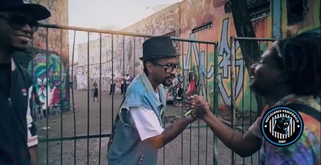 """""""Respeite a Técnica"""" é o terceiro clipe do álbum O.M.M.M do Max B.O."""