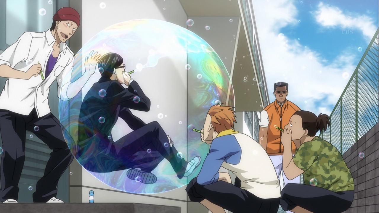 anime comedy terbaik 2016