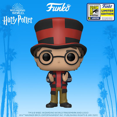 Funko's San Diego Comic-Con 2020 Exclusives Part 4 – Star Wars, Disney, Back to the Future, Harry Potter, Scott Pilgrim & More!