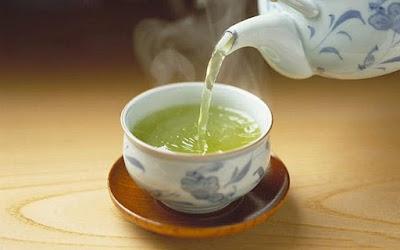 Uống trà giúp đẹp da, giảm cân và ngăn ngừa ung thư