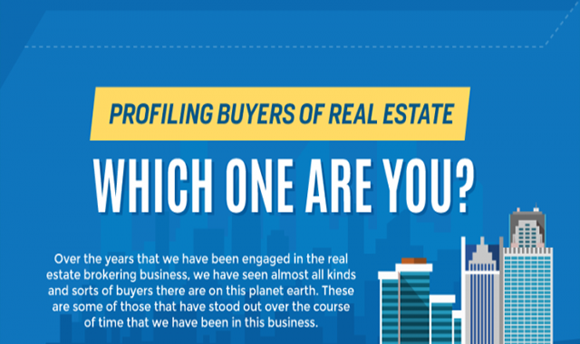 Profiling Buyers Of Real Estate: Which One Are You?