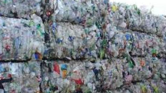 Plastic waste. (Megapolitan.antaranews.com / Illustration of Plastic Waste Illustration)