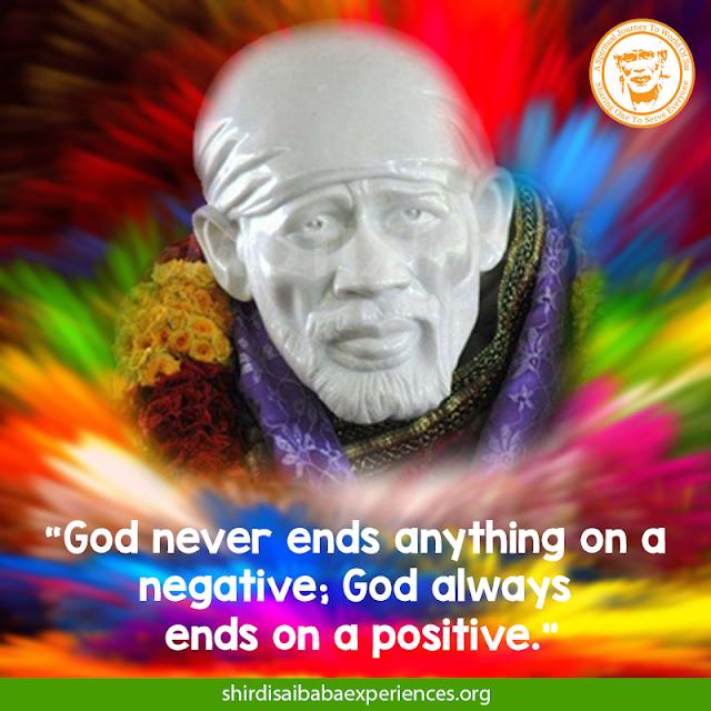 Shirdi Sai Baba Blessings - Experiences Part 2806