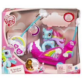 MLP Rainbow Dash Playsets RC Rainbow Dash Plane G3.5 Pony