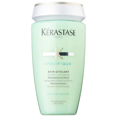kerastase oily hair shampoo
