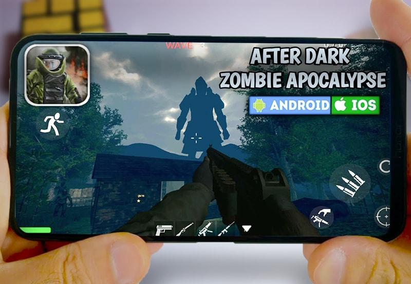 اللعبة 2: after dark