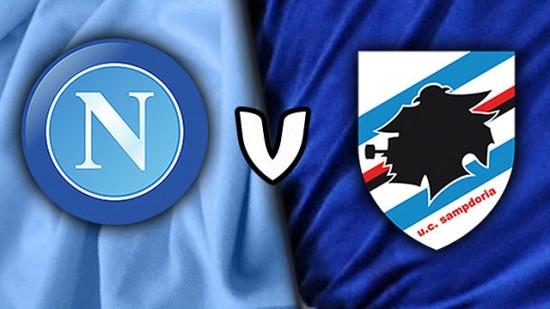 مشاهدة مباراة نابولي وسامبدوريا بث مباشر اليوم الدوري الايطالي