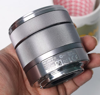 Jual Lensa Kit Sony 18-55mm OSS ( E-Mount ) Bekas