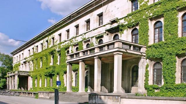 Casa da Arte em Munique