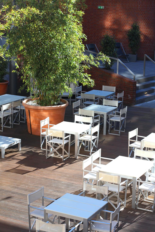 Restaurant Duke, Duke Ellington Hotel, Berlin - travel & lifestyle blog