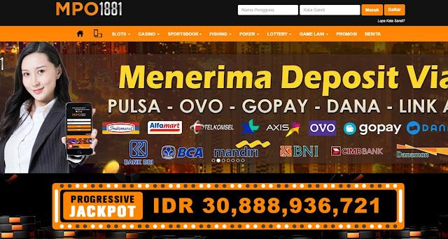 Situs Judi Pulsa Mpo Slot Online Untuk Daftar Aman 24 Jam