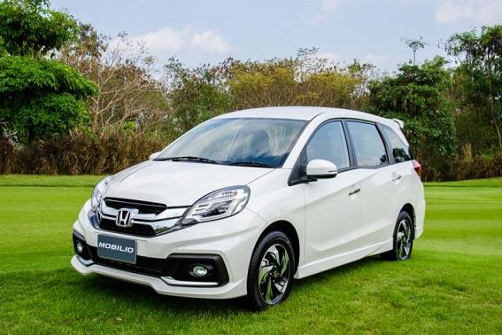 Mobilio Mobil untuk Keluarga