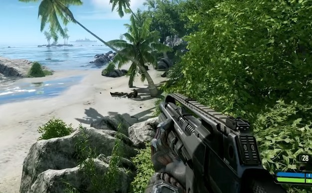 Crysis Remastered Xbox consoles