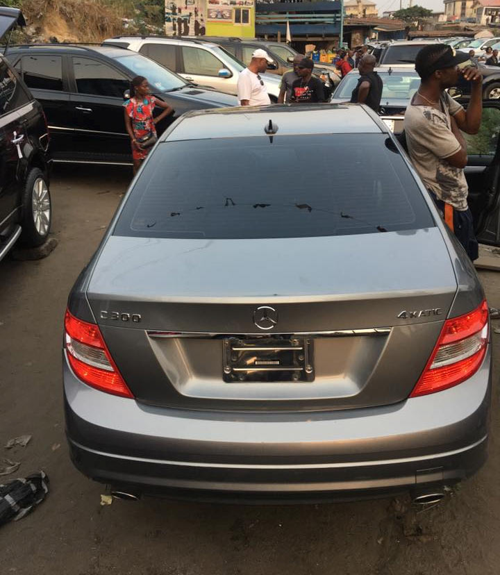 Popular blogger Clement Ogudu (ViewNgr) acquires mansion and N5m Mercedes Benz