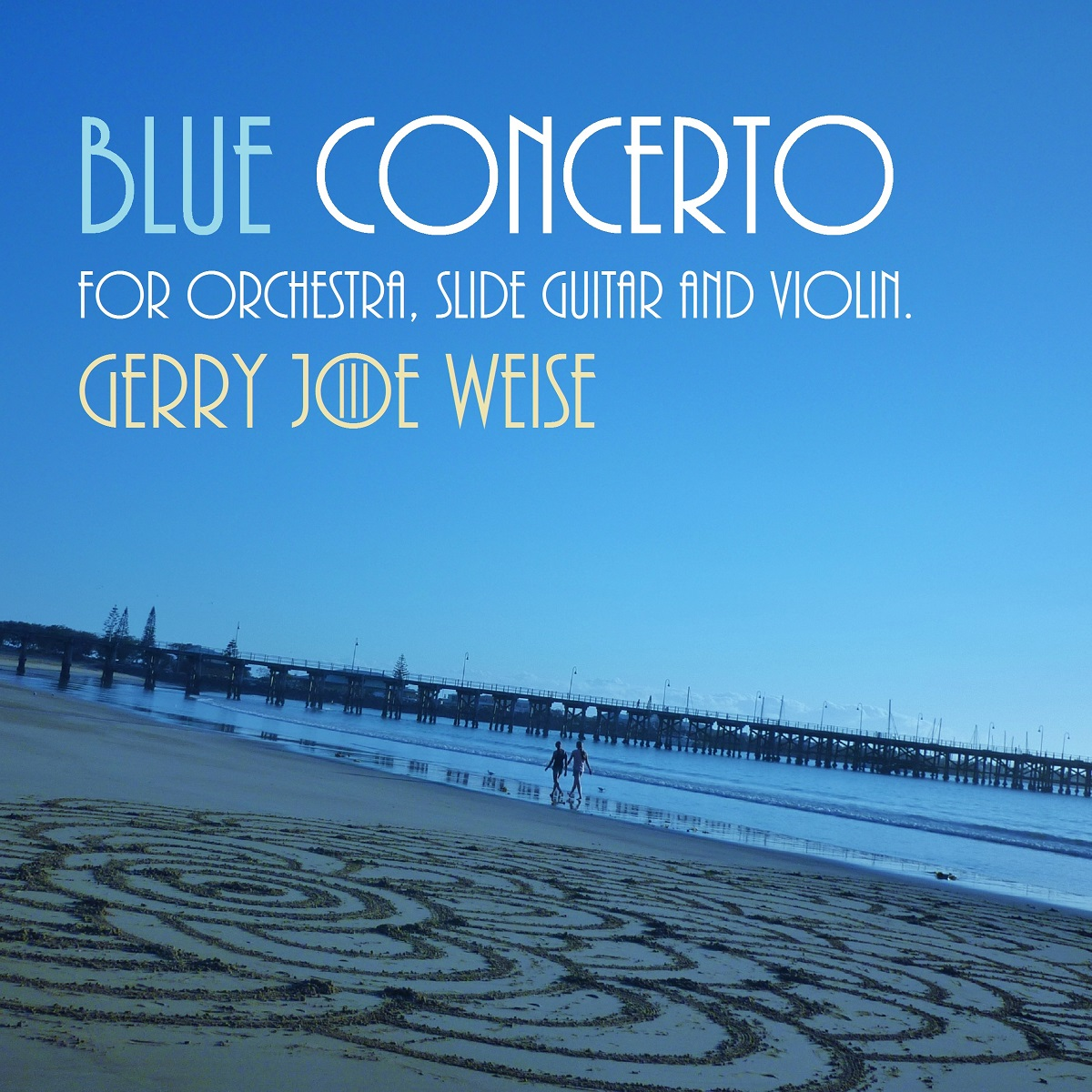 Blue Concerto for Orchestra, 2016 single EP