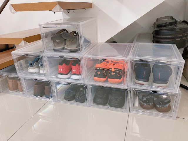 Shoe Tower Box Review (Shopee Purchase Review)