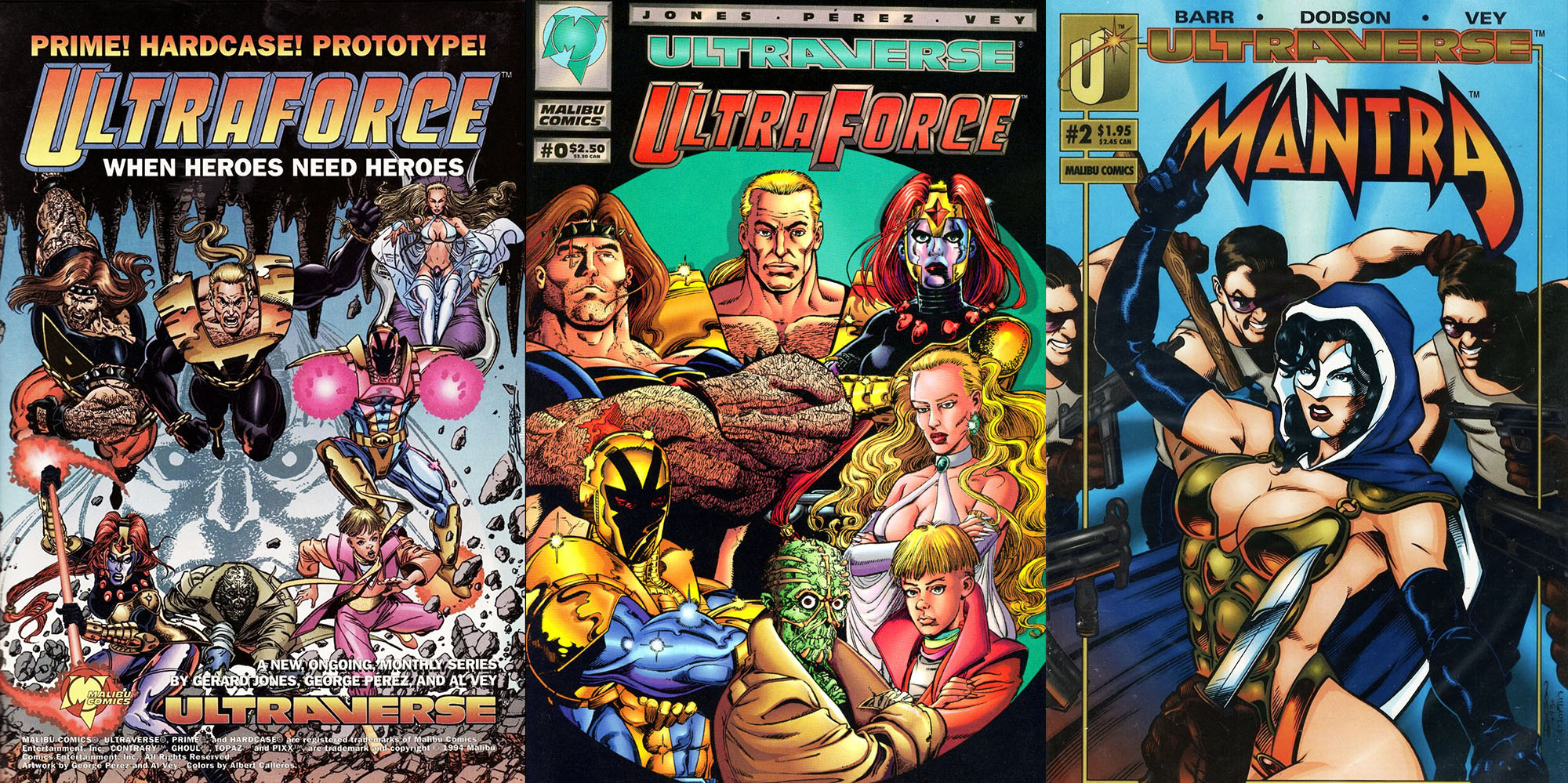 ultraforce mantra ultraverse
