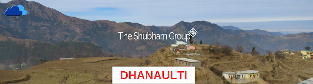 property in dhanaulti