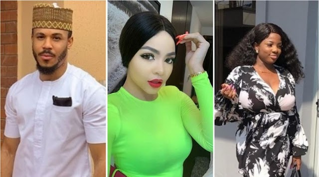 #BBNaija: Twitter Users Drag Ozo After He Apologised To Nengi For Choosing Dorathy As His Deputy HOH