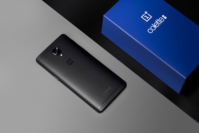 "OnePlus announces limited ""Colette Edition"" version of OnePlus 3T"