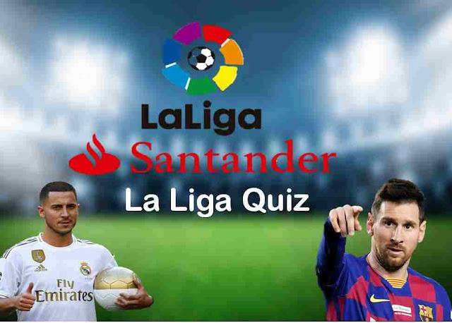La Liga Quiz   Who is La Liga fan NO. 1