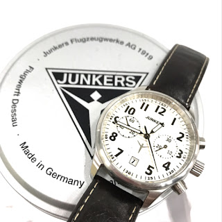 JUNKERS セール お得 クロノグラフ