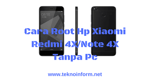 cara-root-xiaomi-redmi-4x-tanpa-pc