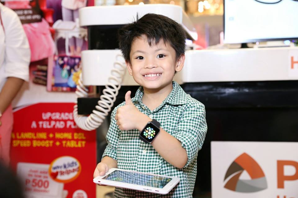 PLDT Home Smart Watch with Regine Velasquez and Nate Alcasid