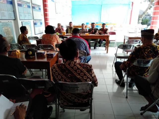 Batuud Koramil 12 Manisrenggo Hadiri Rakor Pawai dan Karnaval Tingkat Kecamatan Manisrenggo Klaten
