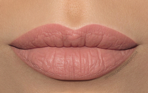 BareMinerals BarePro Lipstick Review Swatches Peony