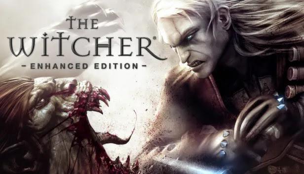 لعبة The Witcher متوفرة الآن بالمجان على جهاز PC