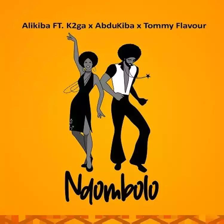 Alikiba ft Abdukiba x K2ga x Tommy flavour - Ndombolo