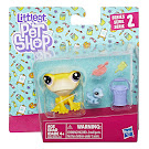 Littlest Pet Shop Series 2 Pet Pairs Mitzi McLizard (#2-51) Pet