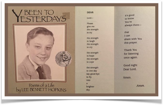 Poetry for Children: Poetry Friday Celebration of Lee