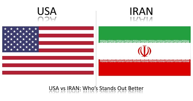 Where does Iran stand in front of US military strength