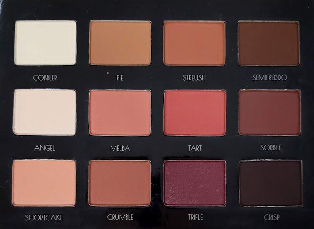 Review: Prism Makeup Peach Dream Palette*