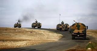 """تركيا ترسل تعزيزات كبيرة إلى نقاط المراقبة في """"إدلب"""""""