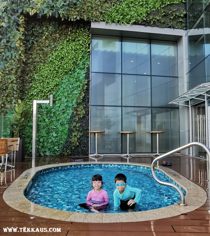Sheraton Hotel Kids Swimming Pool