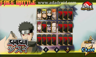 Naruto Ninja Senki 2 the last fixed