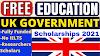 Scholarships in UK 2021-2022 | International Scholarship UK  Apply-Now
