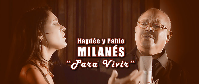 Haydée y Pablo Milanés - ¨Para vivir¨- Videoclip - Dirección: Alejandro Gutiérrez. Portal Del Vídeo Clip Cubano