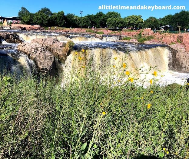 Summer splendor chasing waterfalls in Sioux Falls