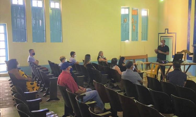 Secretario Francisco de Assis une forças para construção e valorização do turismo em Ituaçu