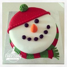 Christmas day cakes | (X-mas) Christmas day cakes ideas 2016