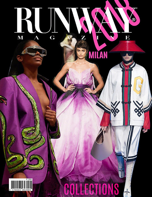 Runway Magazine 2018 Milan Collections